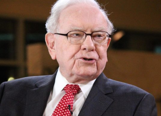 Warren Buffett on how he turned a $300,000 bet into $2 million for charity in 10 years